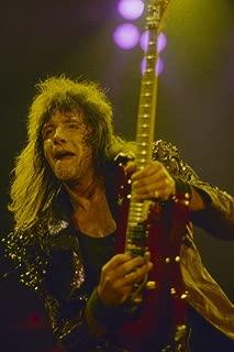 Bon Jovi Richie Sambora 1980's on stage playing guitar 24x36 Poster