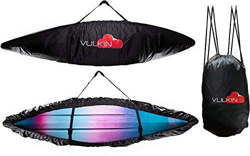 VULKIN 9-12ft Kayak Cover and Carrier