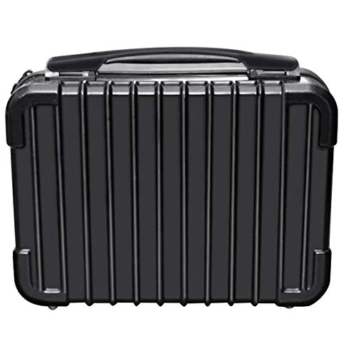Blomiky F11 Small Travel Hand Carry Case for F24 Pro and SJRC F11 Fold-able GPS RC Quadcopter Drone F11 Case Black