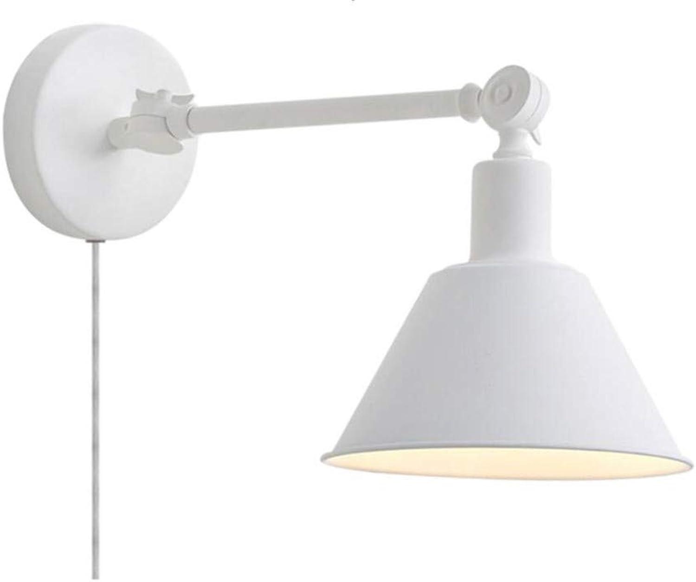 Aussenlampe Wandbeleuchtung Wandlampe Wandleuchte Innen Industrial Bedroom Bedside Aisle Corridor Stairs Study Living Room E14