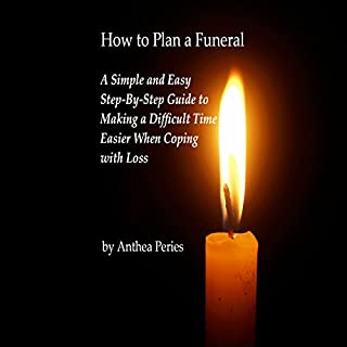 How to Plan a Funeral audiobook cover art