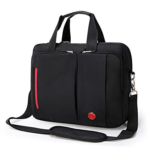 Omnpak Laptop-Aktenkoffer mit Zahlenschloss,Anti-Diebstahl-Business Office-Tasche,Laptop-Hülle,für Männer Frauen Locking Notar Tasche,Hippa Tasche,Spiele Computer-Tasche,Tactical Laptop-Tasche