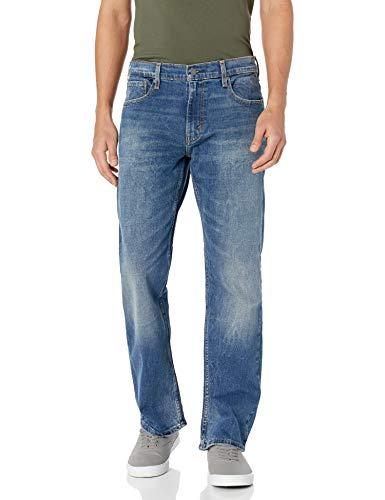 Levi's Men's 569 Loose Straight Leg Jean, Tanager, 36Wx34L
