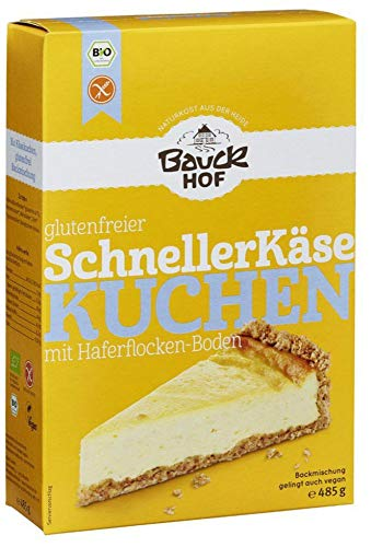Bauckhof Bio Bauck Bio Käsekuchen glutenfrei (2 x 485 gr)