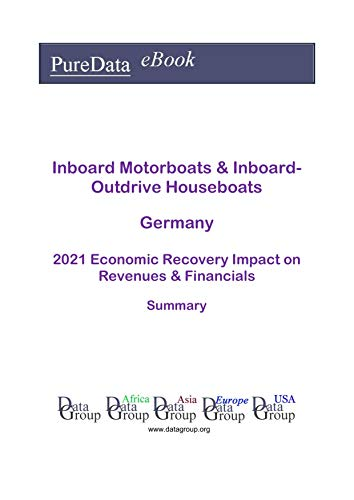 Inboard Motorboats & Inboard-Outdrive Houseboats Germany Summary: 2021 Economic Recovery Impact on Revenues & Financials (English Edition)