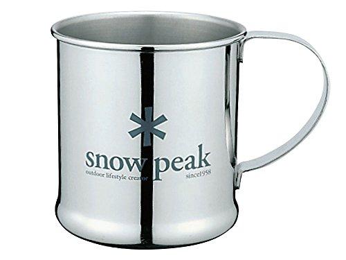 スノーピーク(snow peak) ステンレス マグカップ E-010Rの写真