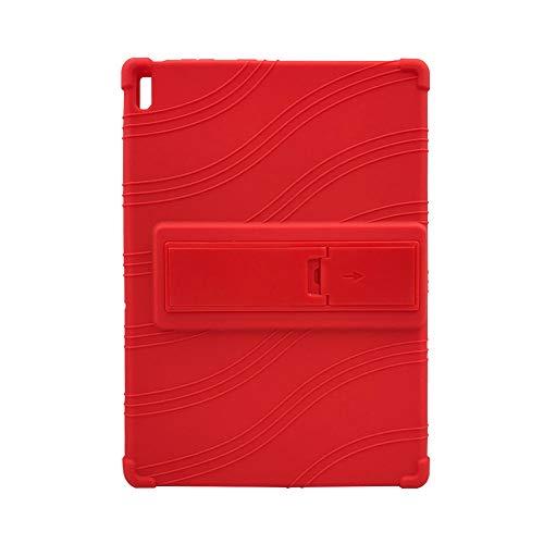 ORANXIN Funda para Lenovo Tab E10 / 4 10 Plus- Soporte Silicona Suave Protectora Ligero Delgado Funda para (Lenovo Tab E10 TB-X104F) (Lenovo Tab 4 10 Plus B-X304 / TB-X704) 10.1 Pulgada Tablet
