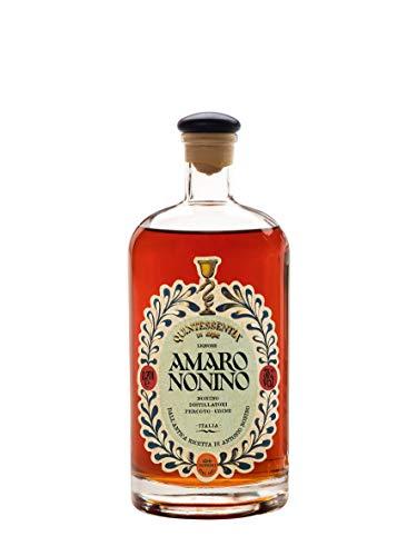 Distillerie Nonino, Amaro Nonino Quintessentia, Liquore d erbe nobilitato da Acquavite d Uva invecchiata in barriques - bottiglia in vetro da 700 ml