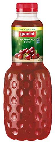 Granini - Arándano rojo - Zumo de frutas 1000 ml