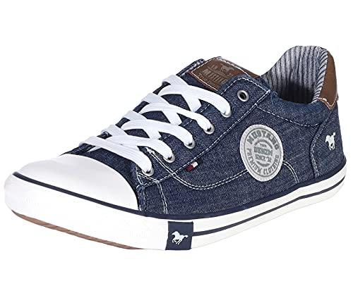 MUSTANG Shoes Damen Schuhe Sneakers 1099-324-893 Jeans 38