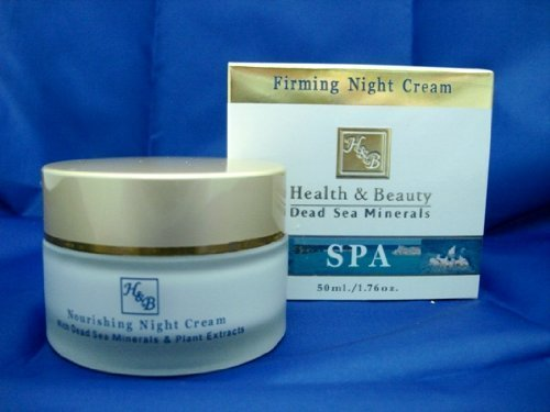Health and Beauty Dead Sea Firming Night Cream by Health and Beauty
