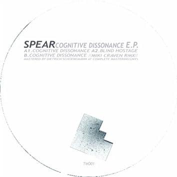Cognitive Dissonance EP