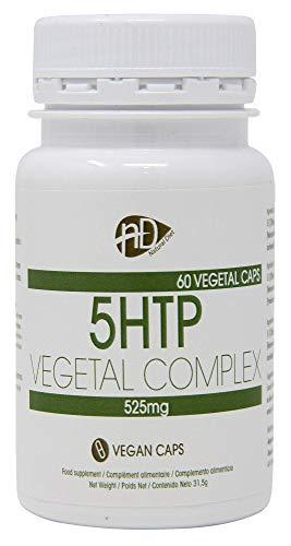 Natural Diet - 5HTP VEGETAL COMPLEX - 60 cáps.