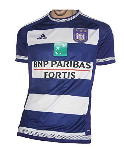 Royal Sporting Club Anderlecht 15/16 Home S/S Football Shirt - Size XS