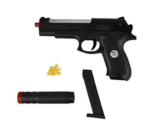 285589 Pistola juguete Sport Gun SILENCIADOR HY-730A