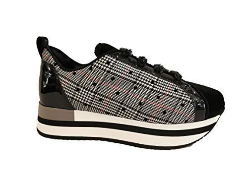 Sneaker L4K3 - Pois Nero (Numeric_38)