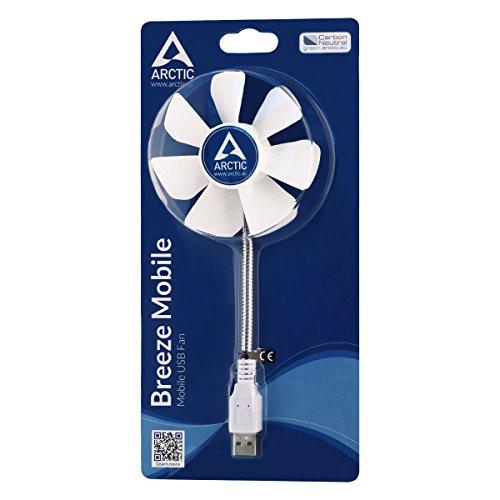 USB-Ventilator ARCTIC Breeze Mobile – 92 mm Bild 6*