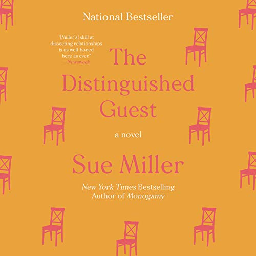 The Distinguished Guest  By  cover art