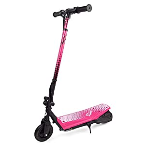 Electric Scooters Ripsar Pink 24v Kids Electric Scooter with Air Tyre [tag]