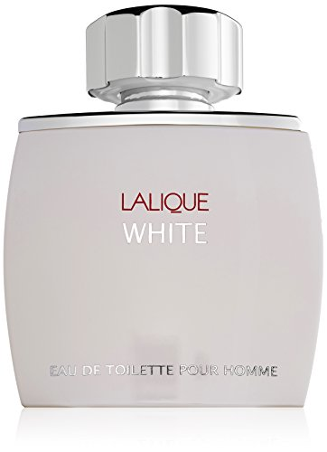 Lalique White homme/men,Eau de Toilette Natural Spray, 1er Pack (1 x 75 ml)