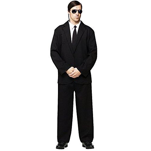 Fun World costume noir Costume One Size