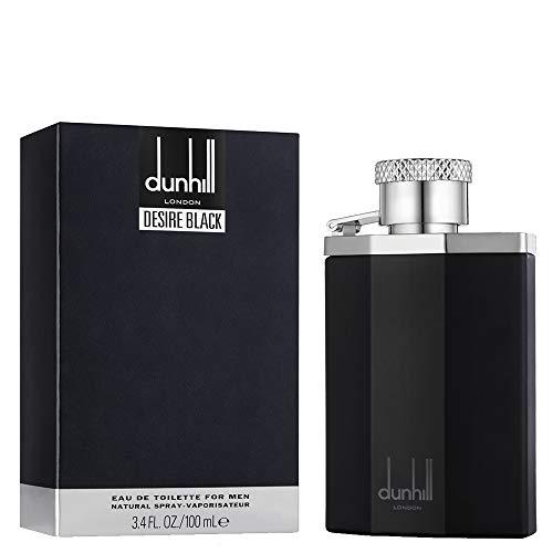 Desire Black de Alfred Dunhill Eau de Toilette Masculino 50 ml
