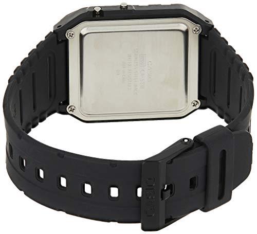『[カシオスタンダード] 腕時計 CA-53W-1Z 逆輸入品 ブラック』の1枚目の画像