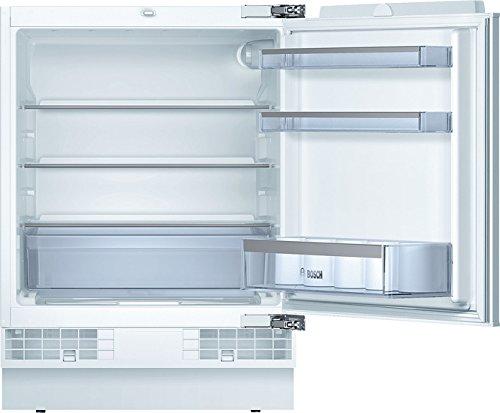 Bosch KUR15AX60 Serie 6 Unterbau-Kühlschrank / A++ / 82 cm Nischenhöhe / 92 kWh/Jahr / 137 L / MultiBox / SafetyGlass