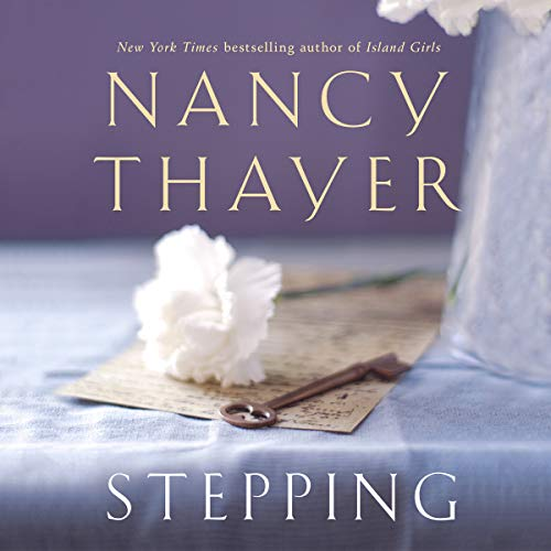 Stepping audiobook cover art