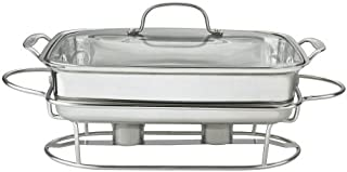 cuisinart 12 in stainless steel rectangular buffet server
