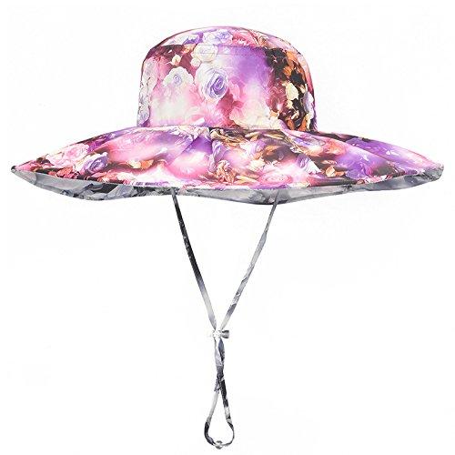 LLZTYM breedte/hoed/vrouwelijk/zomer/zon/zon/strand/hoed/geschenk/kop/hoed