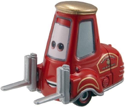 TAKARA TOMY Cars Tomica Rescue Go-Go Guido (Fire Engine Type)