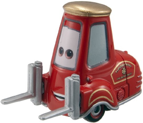 TAKARA TOMY Cars Tomica Rescue Go-Go Guido (Fire Engine Type)