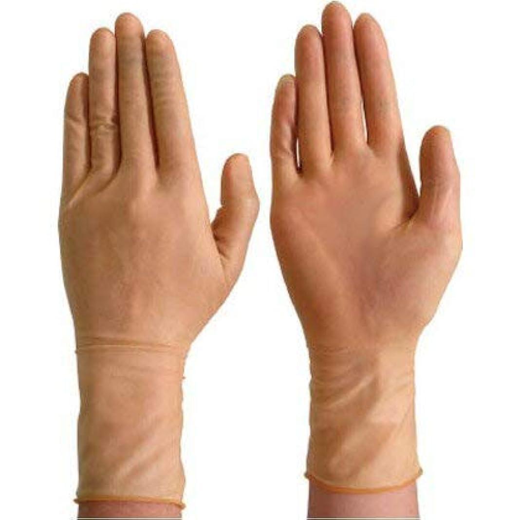 ブローホール嘆願廃棄するラテックス手袋(500双入)