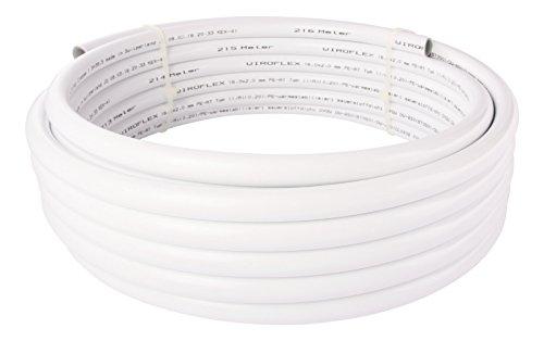 WIROFLEX® | Rohr | Rohrsystem | Flexibel | Mehrschicht-Verbundrohr | DVGW | 16 x 2 mm | 25 m