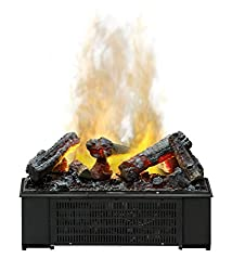 Dimplex Opti-Myst Electric Fireplace Deluxe Cassette w/ Logs - DFI600LH