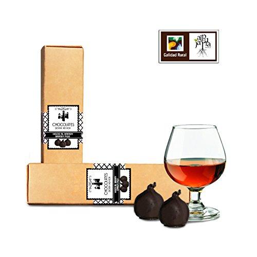 Bombones de Higos al brandy