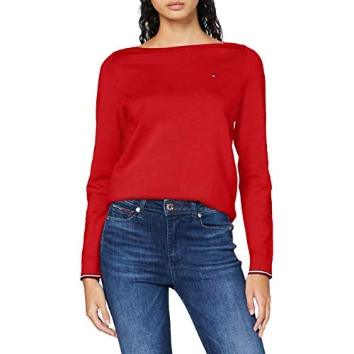 Tommy Hilfiger Women's Boat Neck Sweater