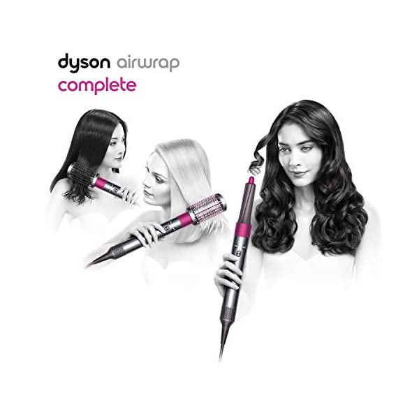 Beauty Shopping Dyson Airwrap Complete Styler for Multiple Hair Types and Styles,