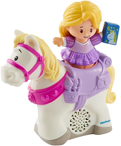 Fisher-Price GNG90 Little People Rapunzel & Maximus