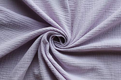 """Double Cotton Gauze Fabric 