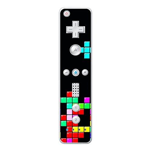 Disagu Design Skin für Nintendo Wii Controller - Motiv Tetris No. 1