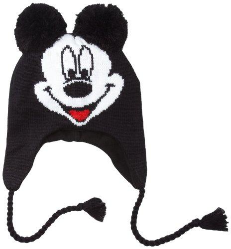 Disney Mickey Mouse Knit calotte bonnet Peruvian Laplander chapeau
