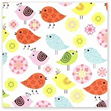 product image for 100% Recycled Gift Wrap Birdy Birdy