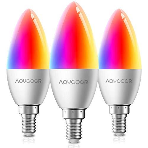 candelabro 5 focos de la marca Aoycocr
