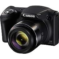 Canon PowerShot SX430 IS Digital Compact Camera - Black
