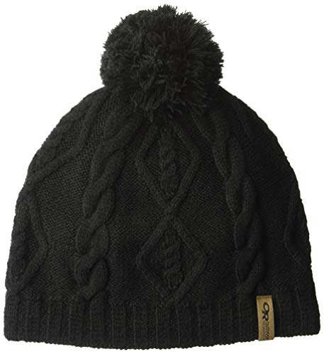 Outdoor Research Women's Lodgeside Beanie black one size