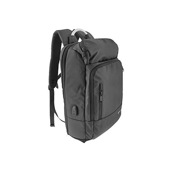 "41LMnqpeezL. SS600  - Tellur 17.3"" Notebook Backpack Business L, USB Port, Black"