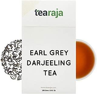Earl Grey Darjeeling Tea (3.5 Oz) Fresh 2018 Darjeeling Tea infused with Bergamot Orange, Shipped from India