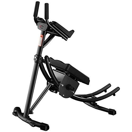Fitness Core & Ab Trainers Multifuncional Sit-ups Equipo de ejercicio en casa, Entrenador de músculos abdominales, Ejercicio abdominal y equipo de fitness para gimnasio de tabla en decúbito supino